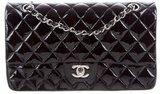 Chanel Patent Medium Classic Double Flap Bag