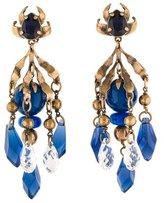 Gucci Runway Chandelier Earrings