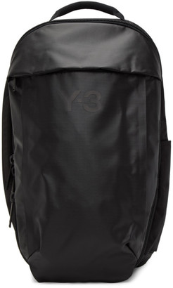 Y-3 Black Classic Backpack