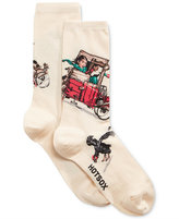 Hot Sox Women's Look Out Below Socks