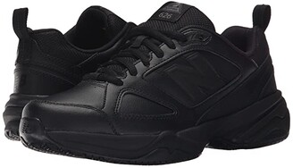 New Balance WID626v2 (Black) Women's Lace up casual Shoes