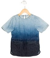 Stella McCartney Girls' Ombré Denim Dress