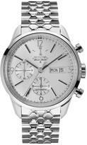 Bulova Men's Accu Swiss Automatic Stainless Steel Watch