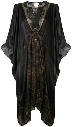 Camilla Cobra King dress