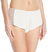 Only Hearts Women's Venice Hipster Panty with Lace Insets