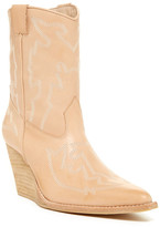 Jeffrey Campbell Riverside Western Wedge Boot