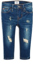 Hudson Infant Boys' Skinny Distressed Denim Joggers - Sizes 12-24 Months