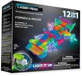 Laser Pegs 'Formula Racer' 12-In-1 Toy Kit