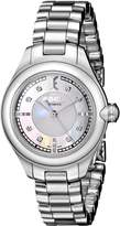 Ebel Women's 1216155 Onde Diamond-Accented Stainless Steel Watch
