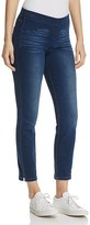 NYDJ Alina Legging Pull-On Ankle Jeans in Sea Breeze