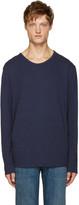 Alexander Wang Blue Classic T-Shirt