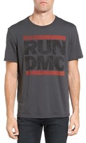John Varvatos Men's Run Dmc Logo Graphic T-Shirt