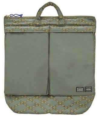Aries x Porter Yoshida briefcase