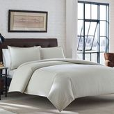 Eddie Bauer Wallace Stripe Flannel Duvet Cover Set