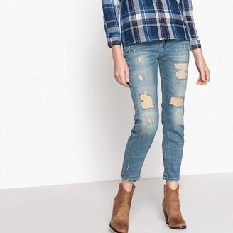 Freeman T. Porter Solenn Boyfriend-Fit Jeans