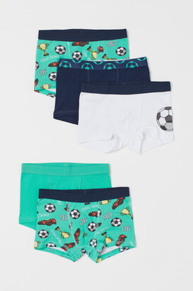 H&M 5-pack Boxer Shorts - Green