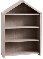 Pottery Barn Kids House Bookcase, Heritage Fog