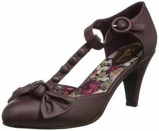 Joe Browns Women's Hey Misbehavin' T-Bar Shoes Heels