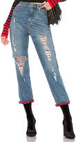 Tommy Hilfiger TOMMY X GIGI Destroyed Jean. - size 26 (also in 27,28,29,30)