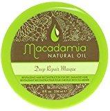 Macadamia Natural Oil Macadamia Oil Deep Repair Mask, 8.0 ounce