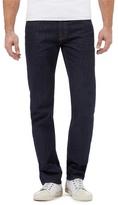 Maine New England Dark Blue Rinse Slim Fit Jeans