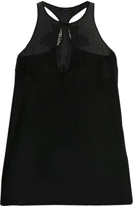 La Perla Lace-Insert Cami And Shorts Pyjamas