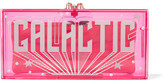 Charlotte Olympia Galactic Penelope Embellished Perspex Clutch - Bright pink
