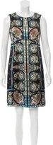 Nanette Lepore Floral Print Silk Dress w/ Tags