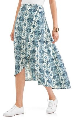 Whoa, Wait. Women's Wrapped Skirt