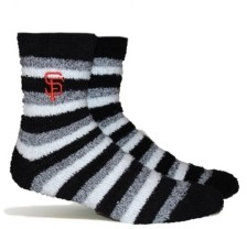 '47 Stance San Francisco Giants Fuzzy Steps Socks