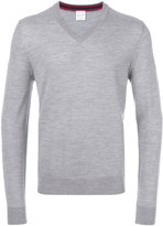Paul Smith V-neck jumper - men - Merino - XS