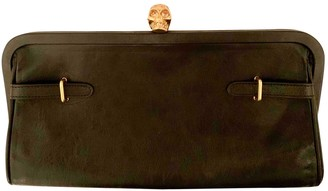 Alexander McQueen Skull Other Leather Clutch bags