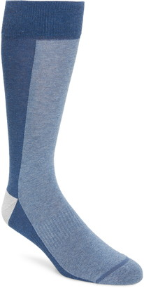 Nordstrom Colorblock Cushion Socks