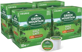 Keurig 96-ct Green Mountain Coffee Half Caff K-Cup Pods