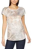 Gerry Weber Women's Printed T-Shirt,(Manufacturer Size:40)