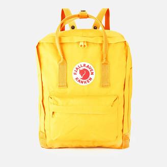 Fjallraven Women's Kanken Backpack - Warm Yellow