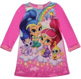 "Shimmer and Shine Little Girls' Toddler ""Bejeweled Dreamland"" Nightgown"