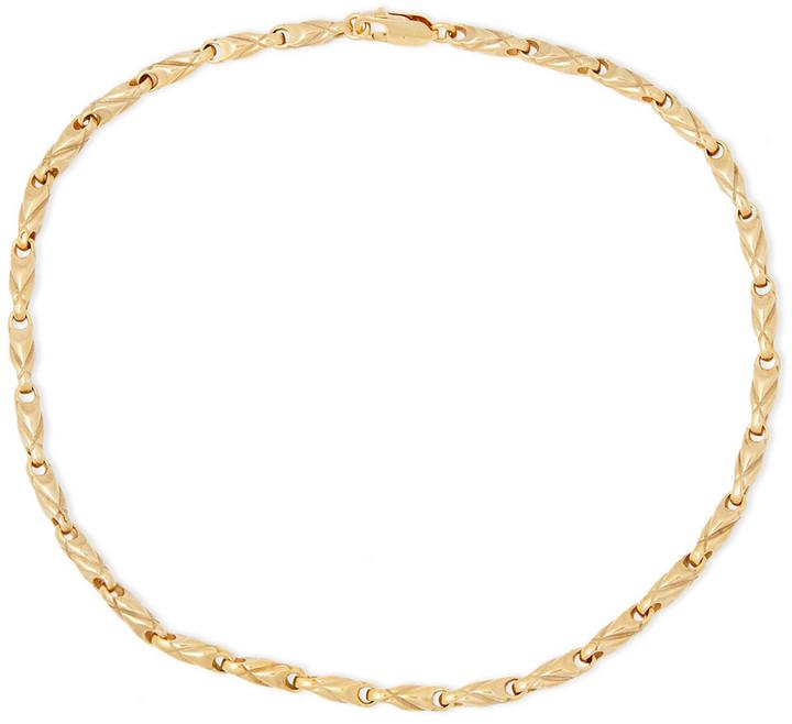 Magda Butrym Poplar Gold-plated Necklace