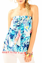 Lilly Pulitzer Palma Tube Top