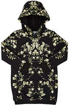 Givenchy Kids' Baby's Breath Cotton-Blend Hooded Dress