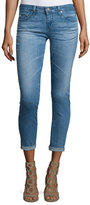AG Adriano Goldschmied The Stilt Roll-Up Cropped Jeans, 15 Years Liberati
