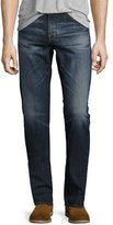 AG Jeans Graduate 3-Years Wellspring Denim Jeans