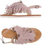 Rosamunda Toe strap sandals