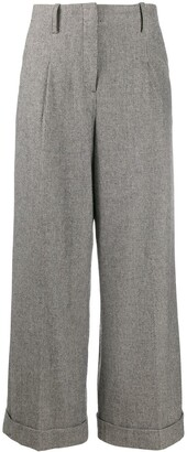 Sandro Tailored Trousers