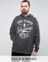 Loyalty & Faith Loyalty And Faith Plus Hoodie