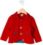 Catimini Girls' Embroidered Jacket