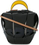 Marni shell tote bag