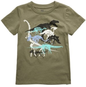 Epic Threads Toddler Boys Dino T-Shirt, Created for Macy's