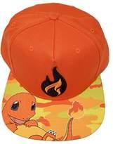 Pokemon Snapback Baseball Hat ()