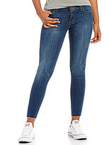 Levi's 535 Pintuck Styled Ankle Super Skinny Jeans